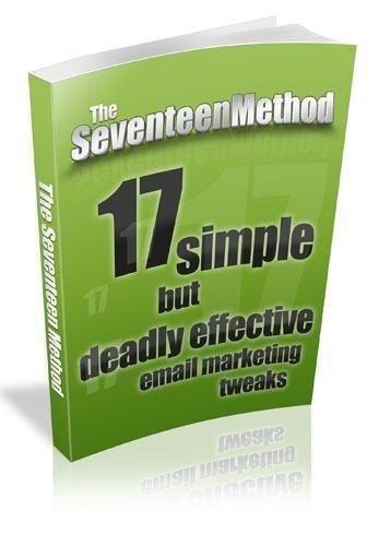 The seventeen method