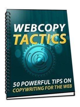 Webcopy tactics